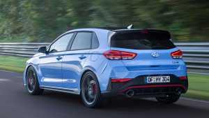 Hyundai i30 N 2020 014
