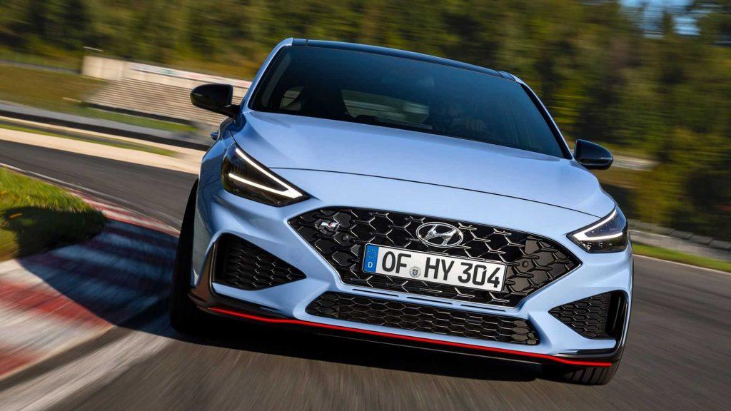 Hyundai i30 N 2020 011