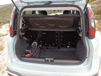 Fiat Panda Hybrid 1.0 70hp autoholix 0