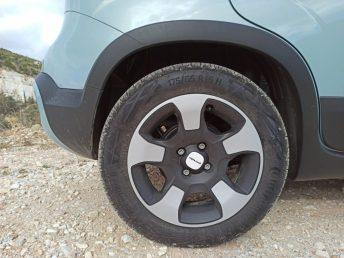 Fiat Panda Hybrid 1.0 70hp autoholix 10