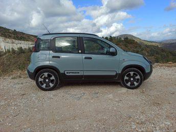 Fiat Panda Hybrid 1.0 70hp autoholix 18
