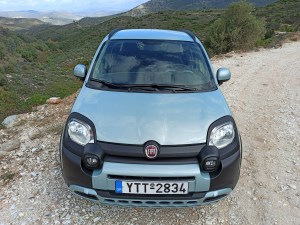 Fiat Panda Hybrid 1.0 70hp autoholix 22