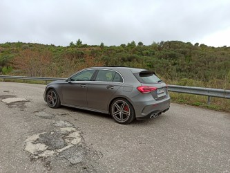 Mercedes-AMG A 45S 4MATIC 34