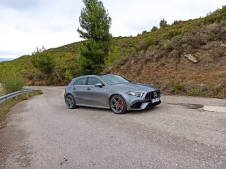 Mercedes-AMG A 45S 4MATIC 38