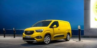 Opel Combo-e Compact Van