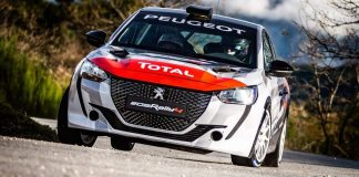 Peugeot 208 Rally 4 08