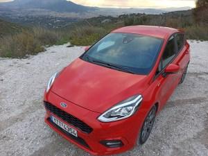 Ford Fiesta 1.0 EcoBoost Hybrid 155 PS autoholix 32