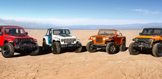 Jeep brand and Jeep Performance Parts team again join forc