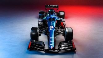 Alpine F1 Team - Launch of 2021 campaign_low