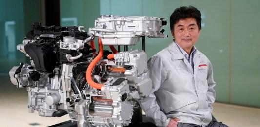 Naoki Nakada nissan e-POWER_