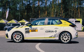 Opel Corsa Rallye