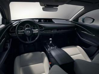20 2021 Mazda CX-30 - Interior