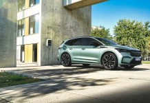 SKODA ENYAQ iV___WALLBOX