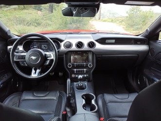 Ford Mustang 2.3 ECOBOOST 024