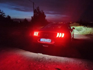 Ford Mustang 2.3 ECOBOOST 05