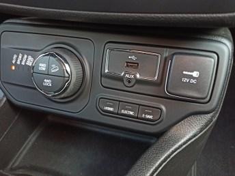 Jeep Renegade 4xe Plug-in Hybrid 20