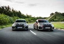 Audi RS 3 prototype