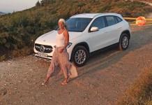 Mercedes-Benz GLA 200 00
