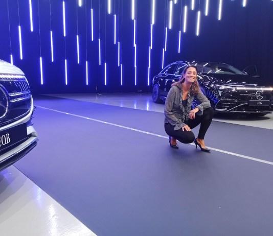 Mercedes EQB EQS