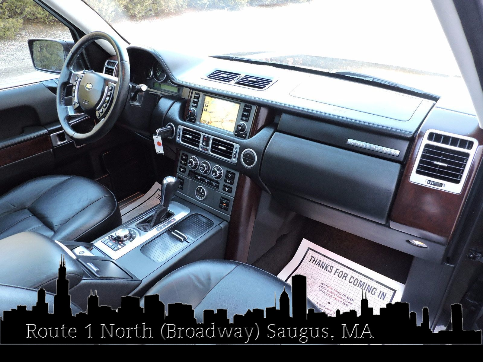 Used 2009 Land Rover Range Rover HSE at Auto House USA Saugus