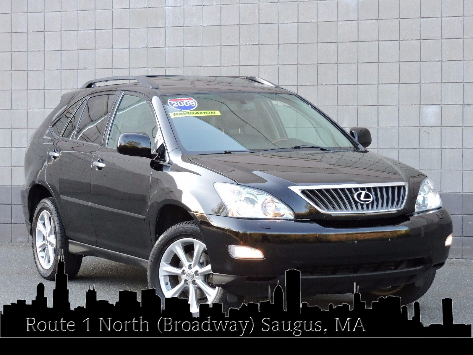 Used 2009 Lexus RX 350 at Auto House USA Saugus