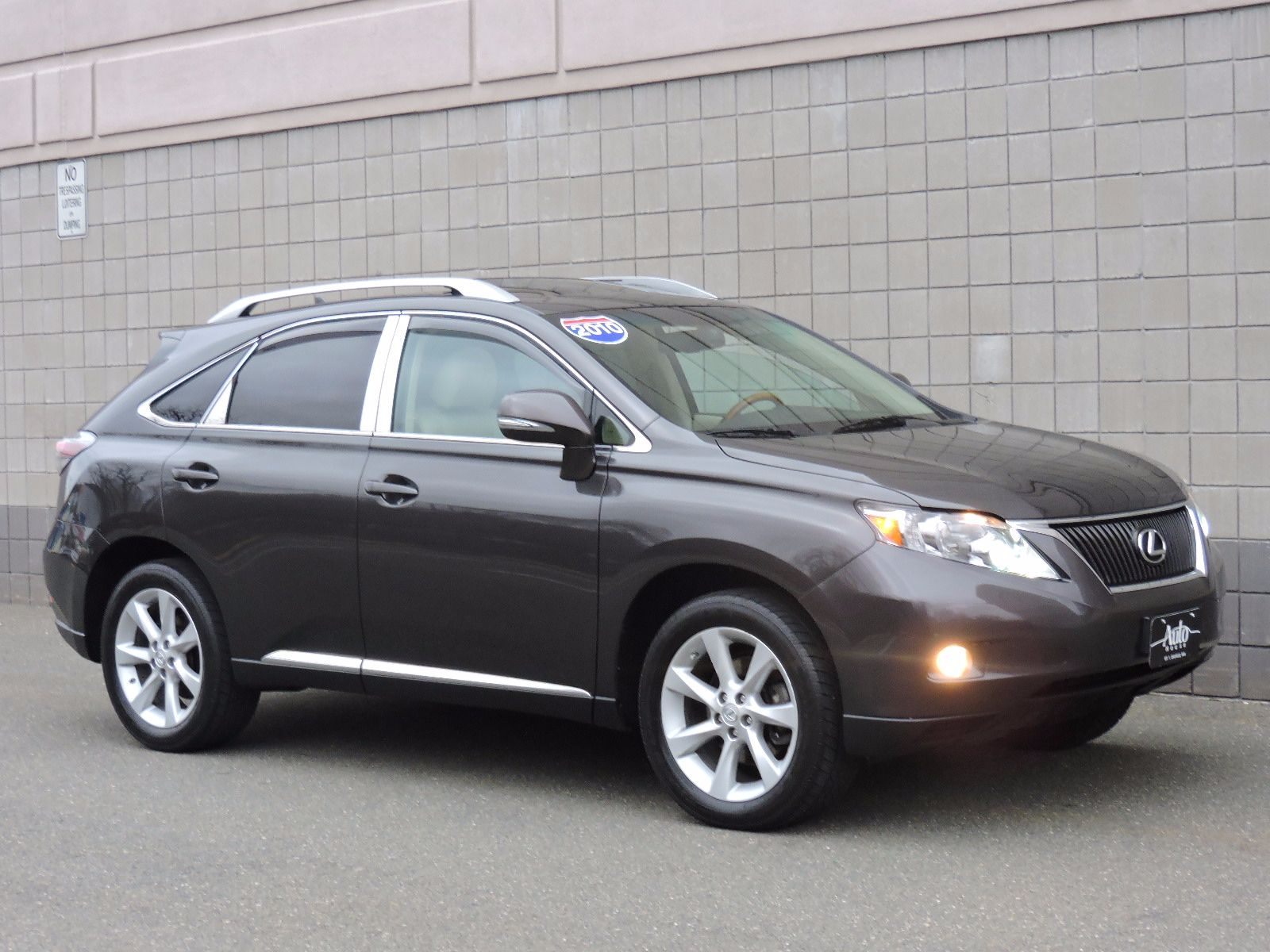 Used 2010 Lexus RX 350 SE at Auto House USA Saugus