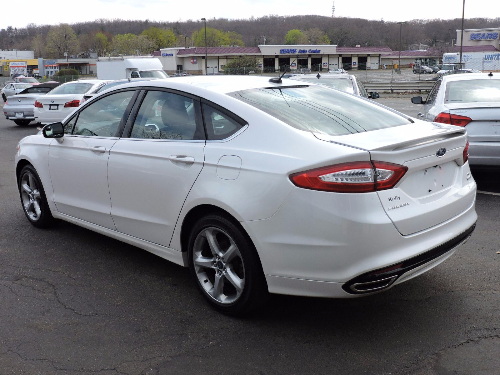 Image Result For Ford Fusion Hybrid Used