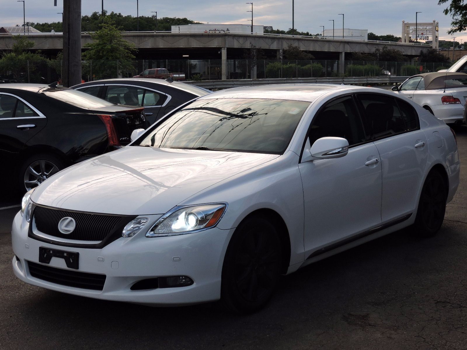 Used 2008 Lexus GS 350 at Auto House USA Saugus