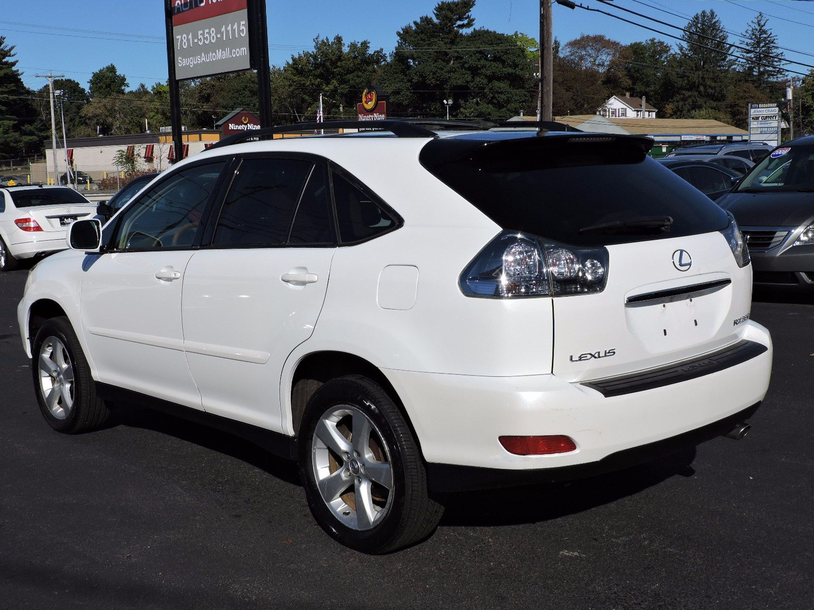 Used 2004 Lexus RX 330 at Auto House USA Saugus