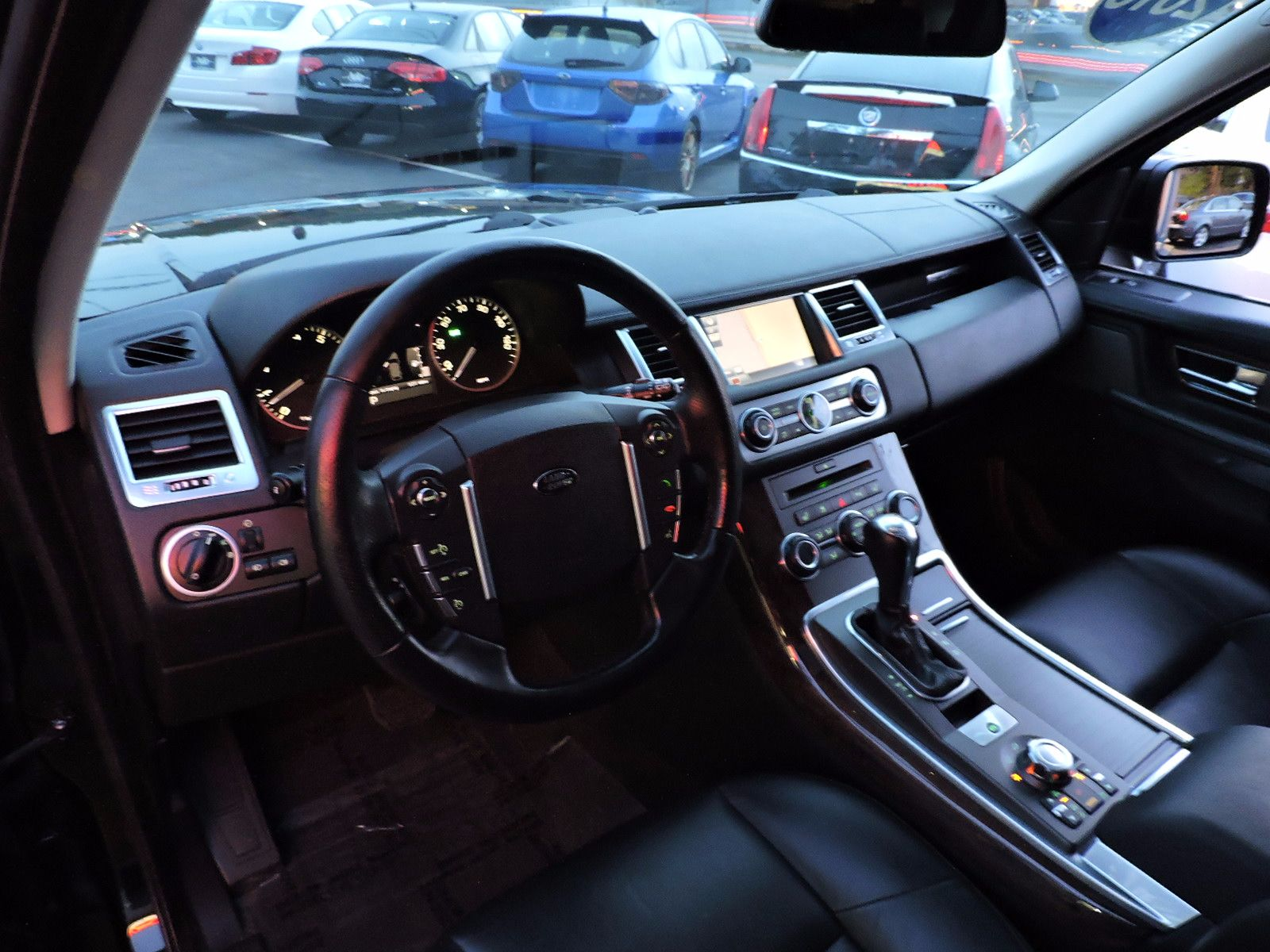Used 2010 Land Rover Range Rover Sport HSE at Auto House USA Saugus