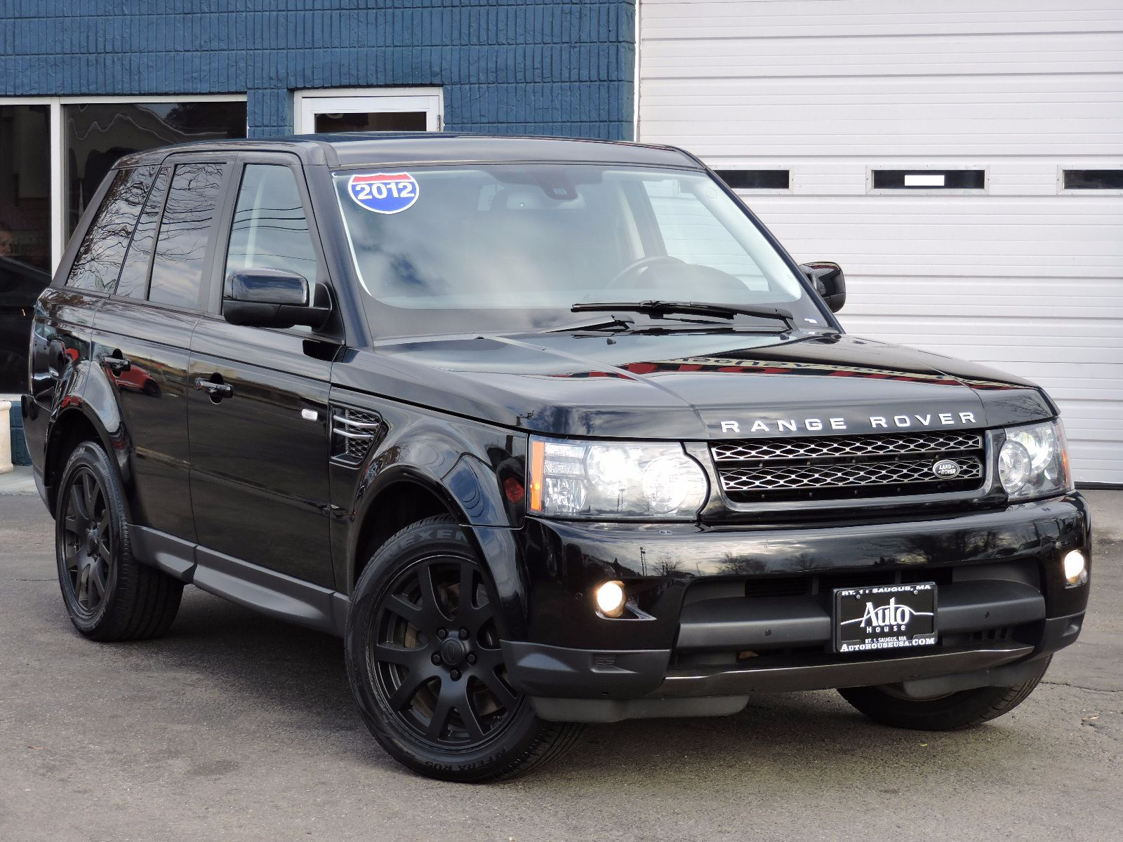 Used 2012 Land Rover Range Rover HSE Sport at Auto House USA Saugus