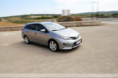 Toyota Auris 07 Galerie Touring sports