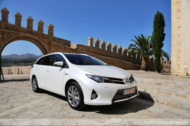 Toyota Auris 08 Galerie Touring sports