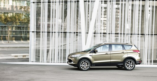 Ford Kuga 19 One ford 2013 suv
