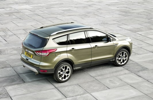 Ford Kuga 24 One ford 2013 suv