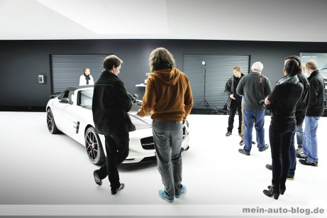 AMG Bloghouse 01 Mercedes-Benz invites Bloggers to AMG