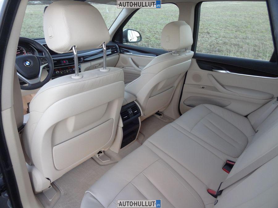 Autohullutfi Test 2014 BMW X5 30d F15 Review Autohullutfi