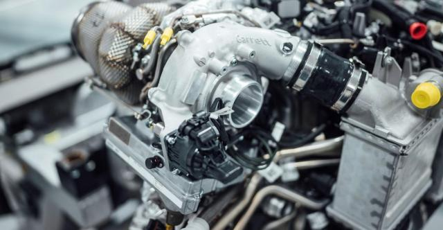 what is turbocharger