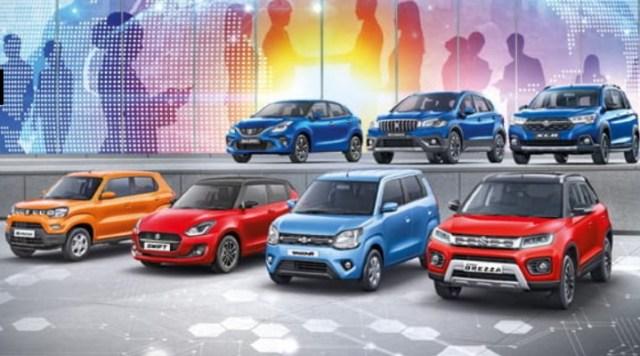 Maruti Suzuki Car Loan