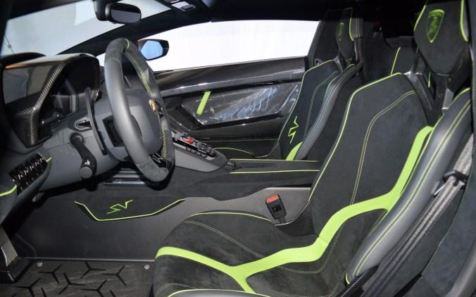 2017 Lamborghini Aventador LP750-4 Roadster Superveloce