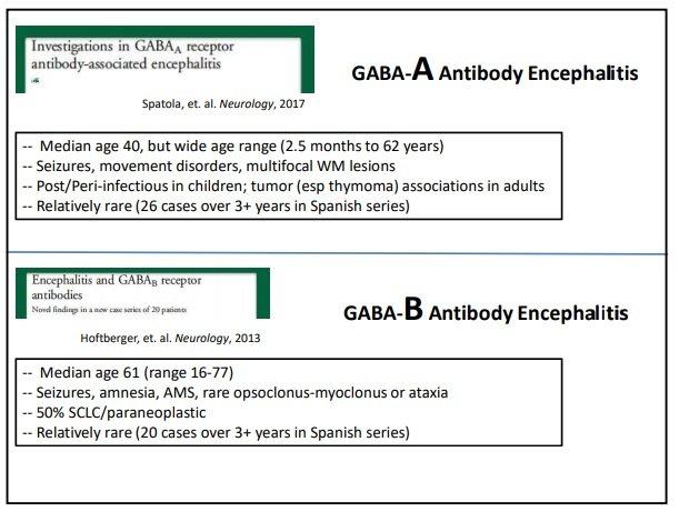 GABA A GABA B - Memes About Autoimmune-Encephalitis
