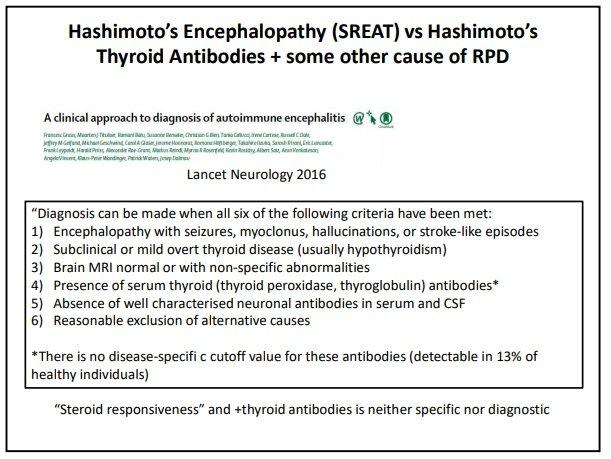 Hashimotos - Memes About Autoimmune-Encephalitis