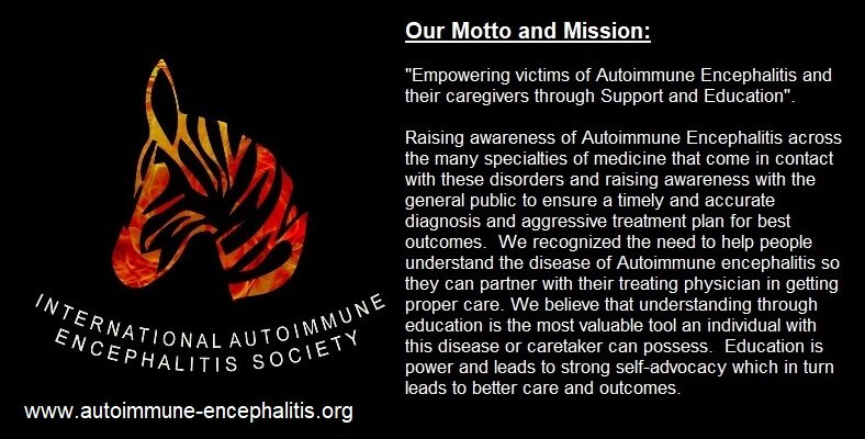 IAES Motto and Mission - Memes About Autoimmune-Encephalitis