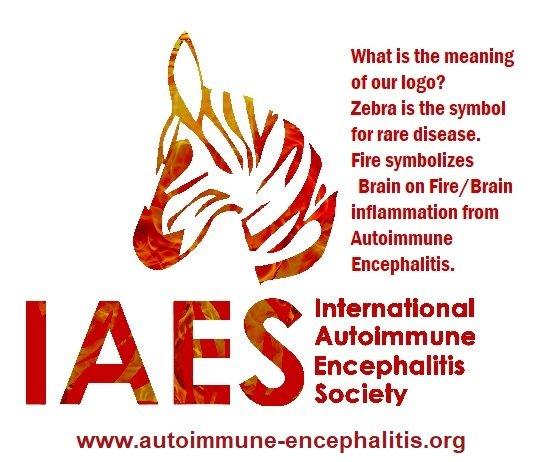 IAES logo meaning - Memes About Autoimmune-Encephalitis