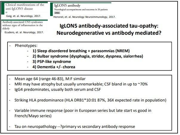 IgLON5 - Memes About Autoimmune-Encephalitis