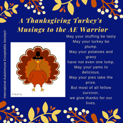 Thanksgiving Musings AE Warrior 300x300 - It is the Season When We Give Thanks