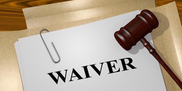 waiver policy - Financial Assistance for Medical Bills
