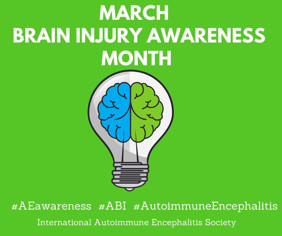 March Brain injury awareness Month FB - THE HERD March 2020~ 1st edition