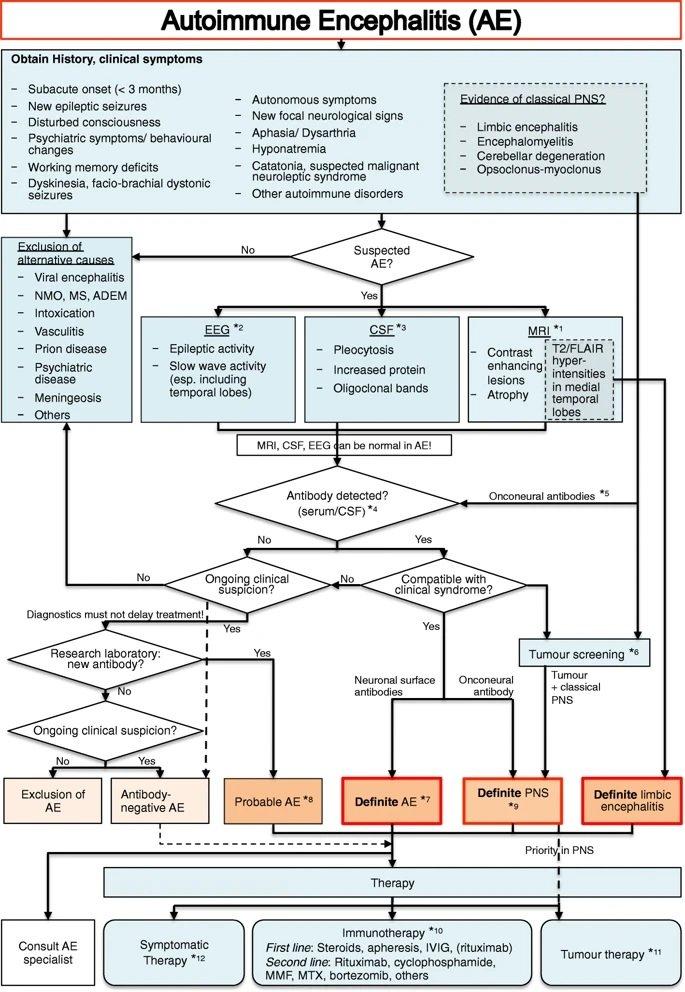 SOP_antibody-associated autoimmune encephalitis_Pruss_diagnosis_dx
