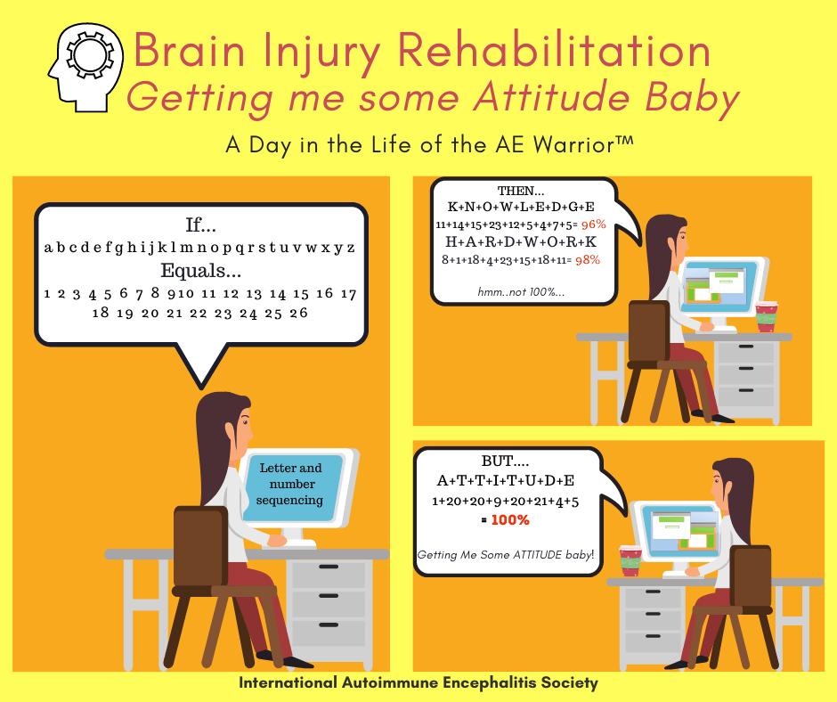 Brain Injury Rehabilitation Comic Strip 11 1 2020 FB - Memes About Autoimmune-Encephalitis